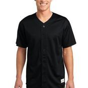 PosiCharge ® Tough Mesh Full Button Jersey