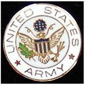 US Army Branch Pin 3/4""