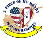 A Piece of My Heart is in Afghanistan