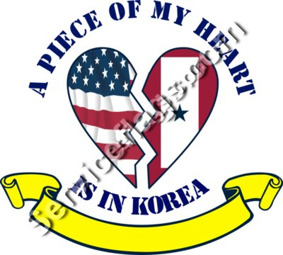 A Piece of My Heart is in Korea