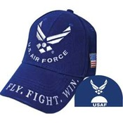 US Air Force Cap (Fly, Fight, Win)