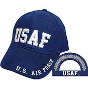 US Air Force (letters) Cap